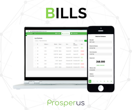 Bills the E-Invoicing platform