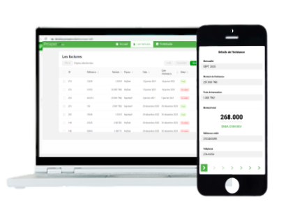 ProsperBill the E-Invoicing platform