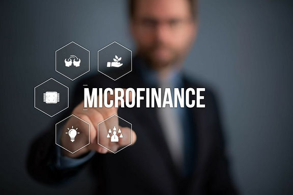 How token-based Microfinance can benefit small businesses