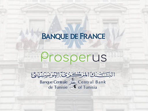 The Banque de France & ProsperUs experimentation of cross border CBDC