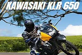 Kawasaki KLR 650