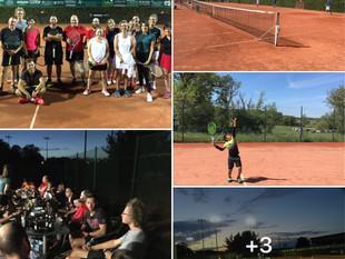 """Stages """"tennis"""" pour adultes : il reste des places!"""