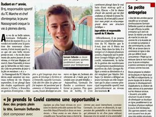 Portrait : Germain, cumulard à 17 ans