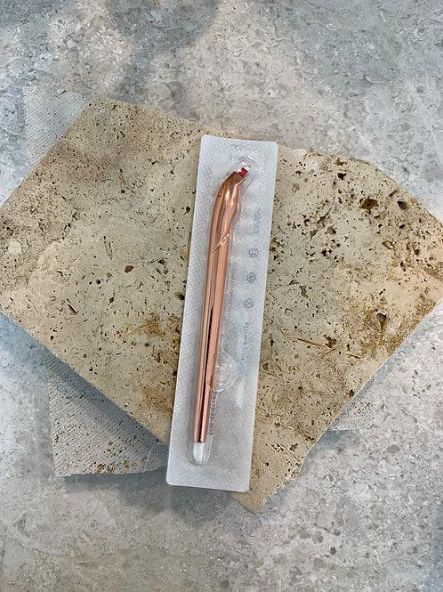 Gold Handle 14 Pin Microblade Disposable