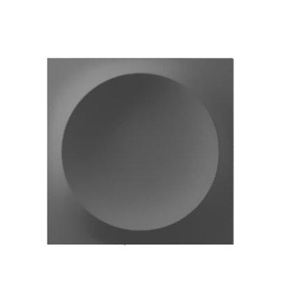 Moon Graphite Matte Burlington Design Gallery Irving