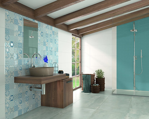 Hydraulic Floor Wall Tile, traditional tile, Portugal Inspired