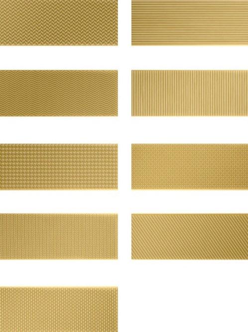 Gradient Decor Gold Matte Burlington Design Gallery Irving