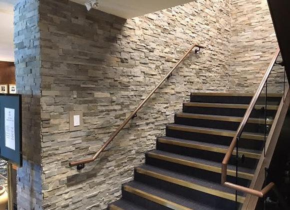 Alpine Grey Ledger Panel