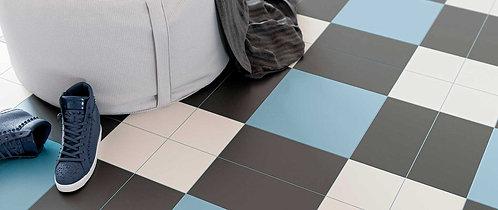 Porcelain Dark Grey Tile Artistic Tile