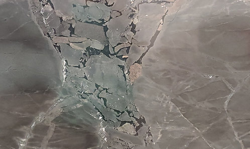 black leather quartzite