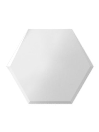Mini Hexa Contract Ice White Gloss Burlington Design Gallery