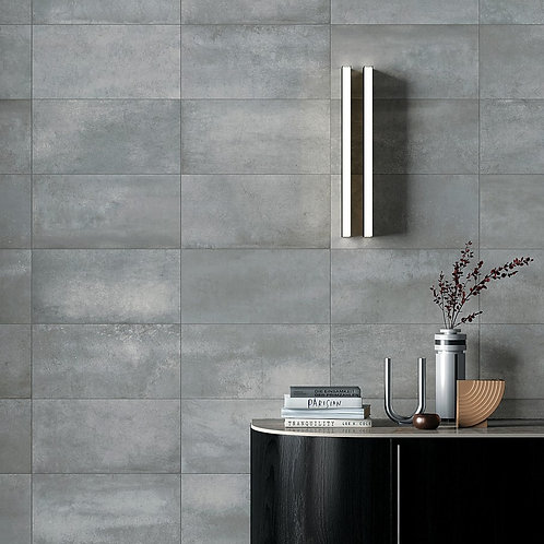 Grey Porcelain Floor Tile Ann Sacks Dallas