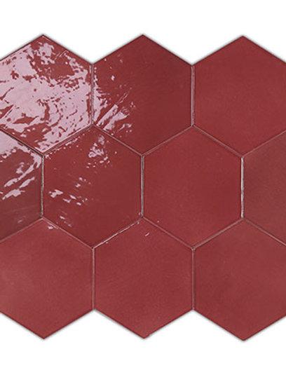 Zellige Hexa Wine Burlington Design Gallery Irving