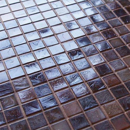 Glass Mosaic Brown Pool Tile Burlington Design Gallery Dallas Design District Amara