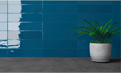 Blue Ceramic Tile Daltile Dallas