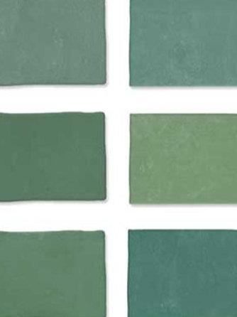 Fez Emerald Matte Tile Burlington Design Gallery
