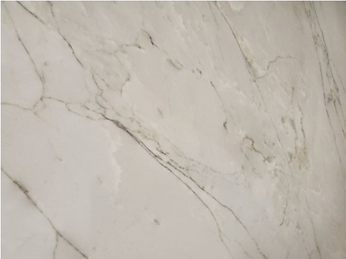 white marble and white quartzite in Southlake