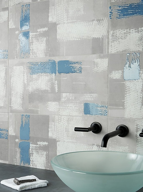 New York Decoro Denim 12x24 Glazed Porcelain Tile