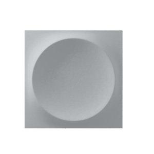 Moon L Ash Grey Matte Burlington Design Gallery Irving