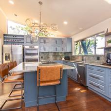Modern Organic Kitchen Design