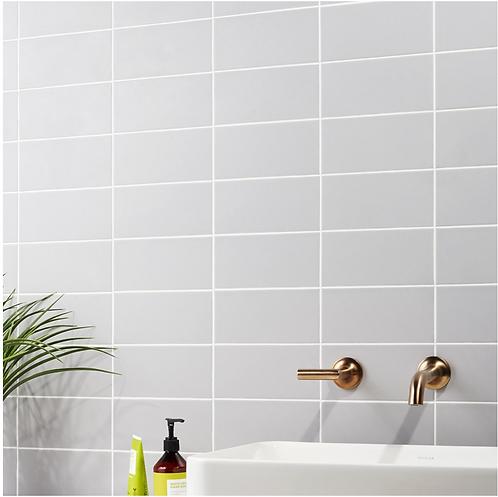 Stacy Garcia Cool Grey Ceramic Wall Tile Irving TX Burlington Design Gallery
