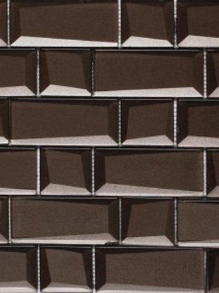 Royal, Brown Tile, Wall Shower Tile, Texas Tile Bar