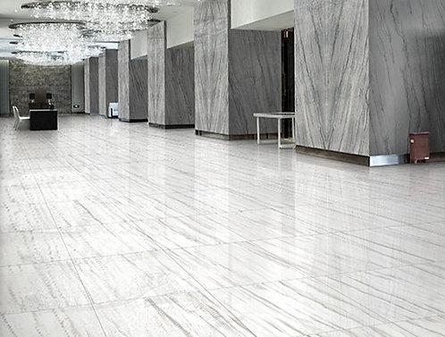 """Carrara Zebrino  60""""X 60"""""""