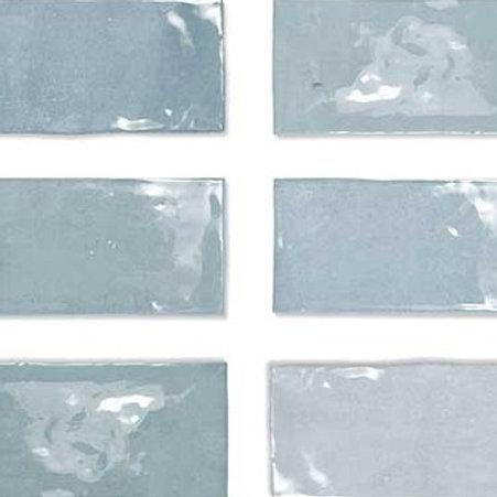Fez Aqua Gloss Wall Tile Burlington Design Gallery irving TX