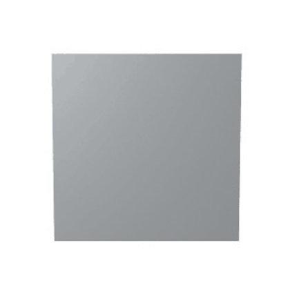 Delta L Ash Grey Matte Burlington Design Gallery Ceramic Tile Bar