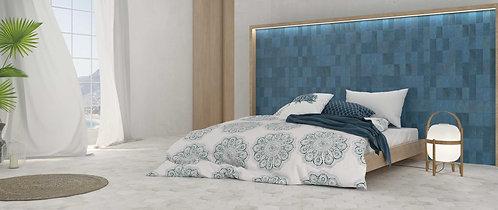 Blue Ceramic Wall Ocean Tile Ann Sacks Dallas