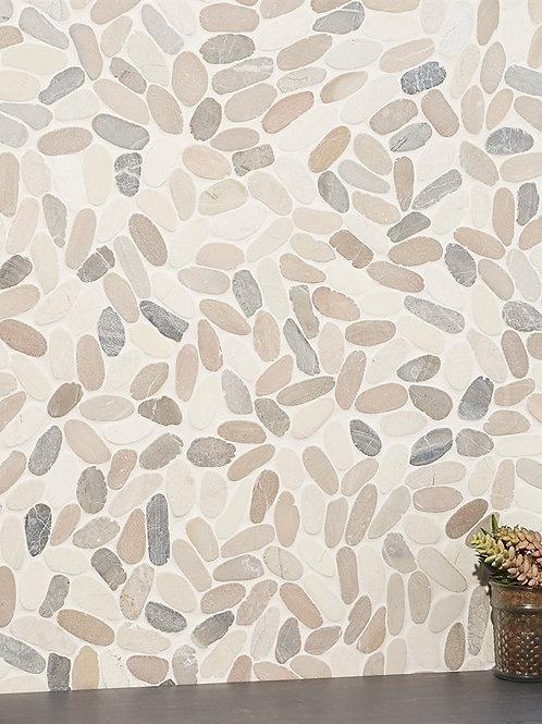Sand Earth pebble natural stone collection Dallas
