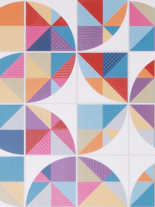 Dynamic Ceramic Mosaic Tile Burlignton Design Gallery Irving TX
