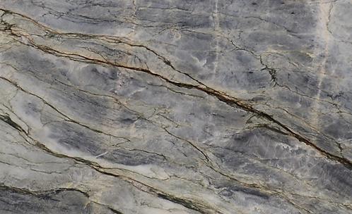 Blue Tempest Quartzite Leather Finish 3CM Lot P