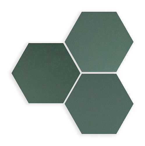 SIX HEXA GREEN BURLINGTON DESIGN GALLERY IRVING