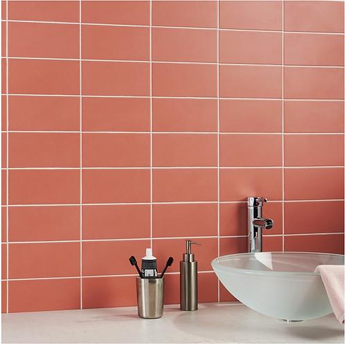 Stacy Garcia Coral Matte Ceramic Wall Tile Burlington Design Gallery Irving TX