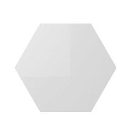 Hexa Liso Ice White Gloss Burlington Design Gallery