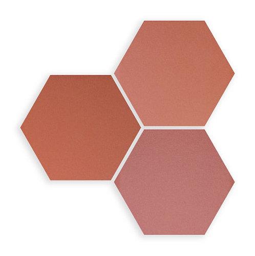 Six Hexa Coral Burlington Design Gallery Irving