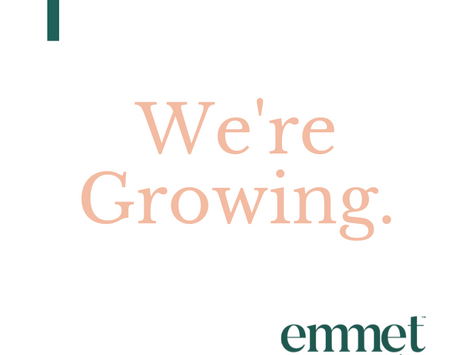 Emmet Consulting welcomes Melissa Barnes,                      our new Senior Consultant.