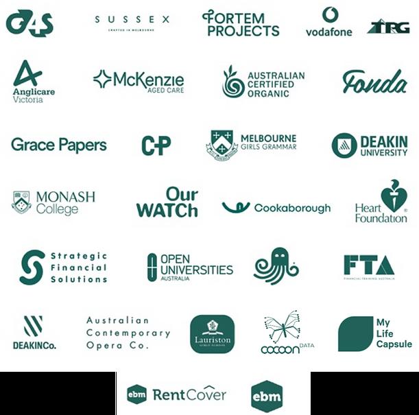 Emmet Consulting Client Logos