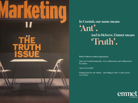 Are we really entering marketing's golden age of truth?