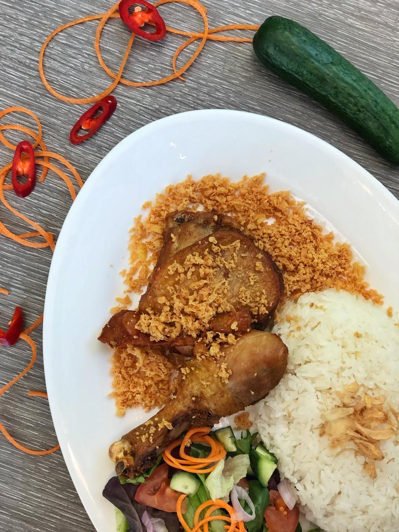 Ayam Goreng Entree