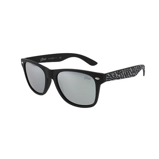 Jase New York Encore Sunglasses in Triple Black Mirror
