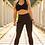 Thumbnail: High Waisted Yoga Leggings - Black