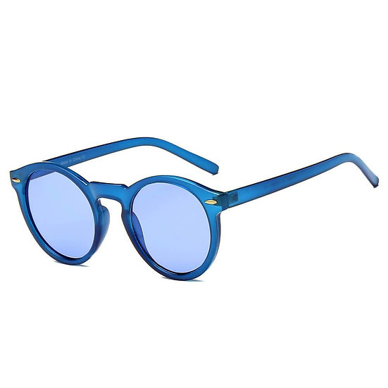 FUNNER | S1060 - Retro Round Fashion Sunglasses