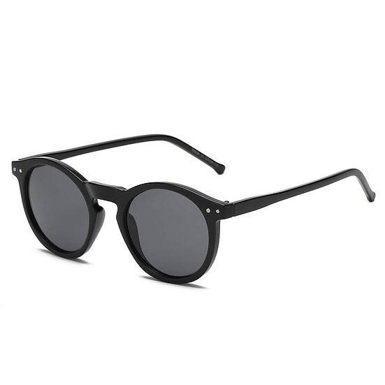 EDINBURG | S1080 - Women Retro Vintage Round Sunglasses