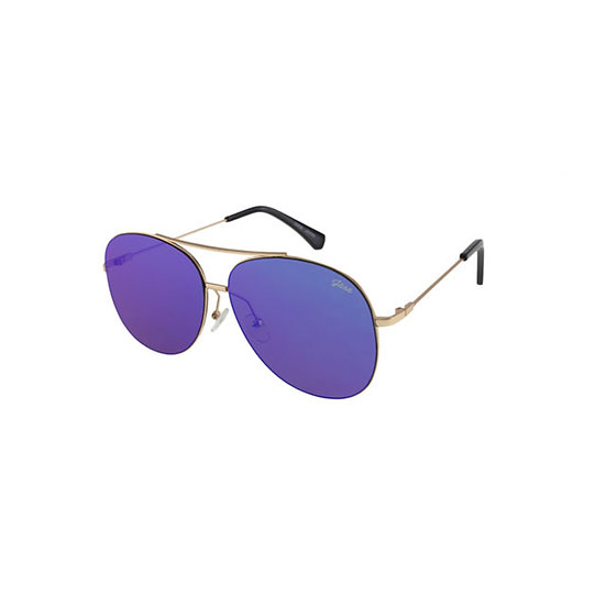 Jase New York Justice Sunglasses in Gold