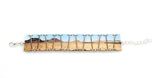 Desert Landscape Bracelet #7533A