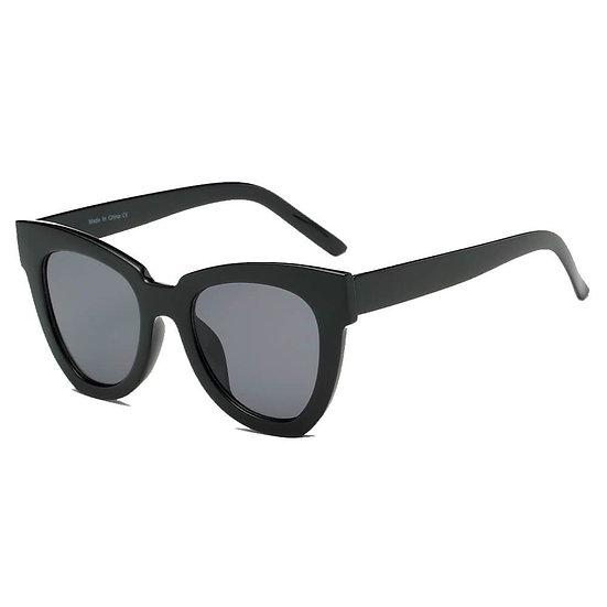ESCABANA | S1061 - Women Round Cat Eye Fashion Sunglasses