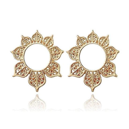 Joan Earrings -Gold