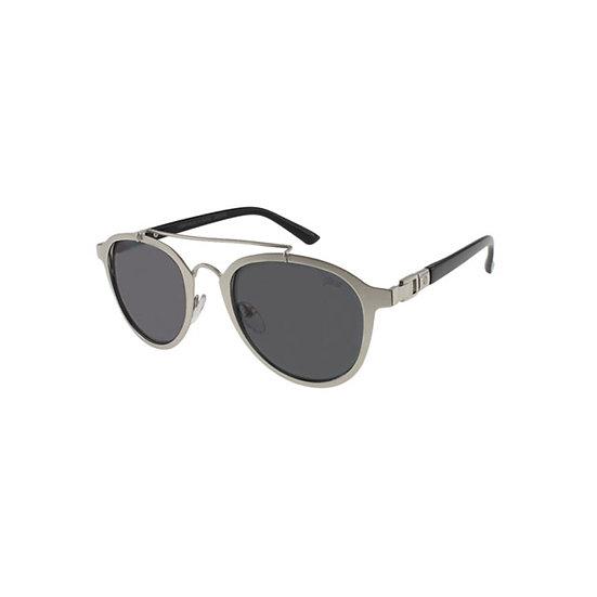 Jase New York Jackson Sunglasses in Matte Silver